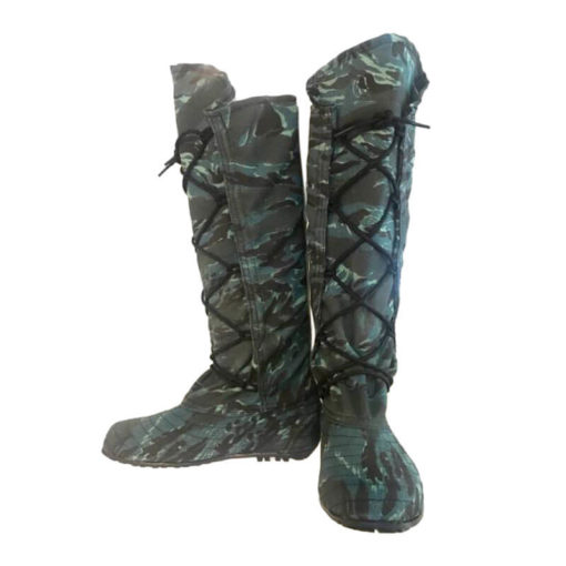on sale 2d7ea aad84 Long camouflage boots